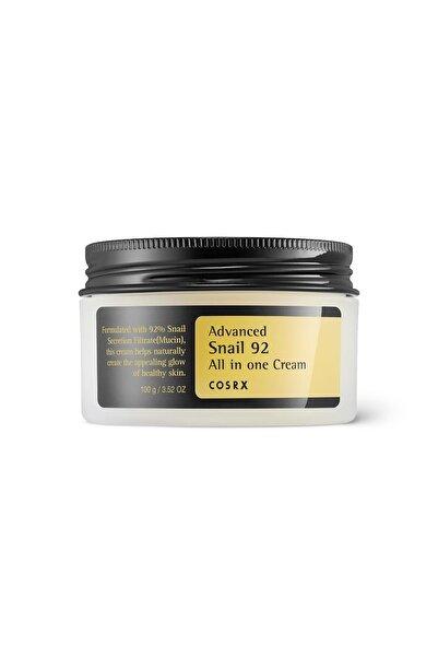 Cosrx Advanced Snail 92 All In One Cream - Salyangoz Ekstreli Hepsi Bir Arada Krem
