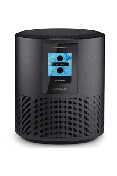 Bose Yeni Home 500 Siyah Wi-fi Hoparlör