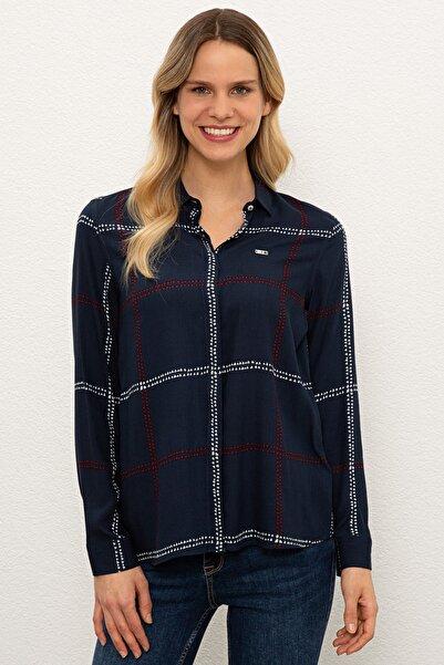U.S. Polo Assn. Kadın Gömlek G082SZ004.000.1089883