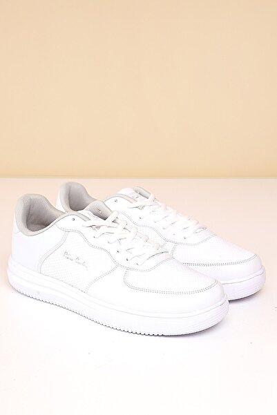 Pierre Cardin Erkek Beyaz Sneaker Pcs-10153 - 3319-19