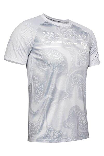 Under Armour Erkek Spor T-Shirt - M Ua Qualifier Iso - 1350134-014