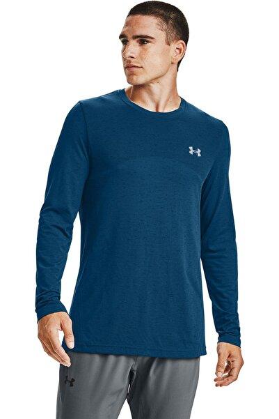 Under Armour Erkek Spor T-Shirt-Ua Seamless Ls-1351453-581