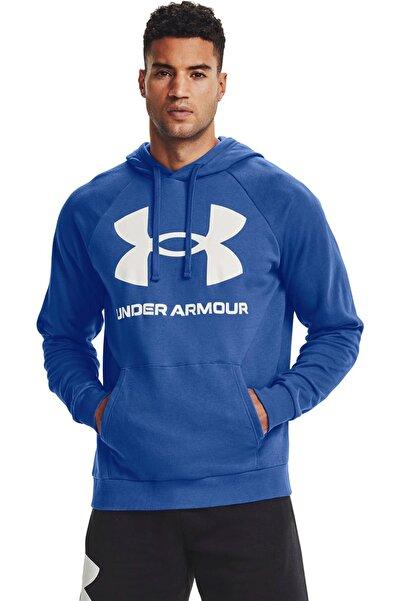Under Armour Erkek Spor Sweatshirt-Ua Rival Fleece Big Logo Hd-1357093-584