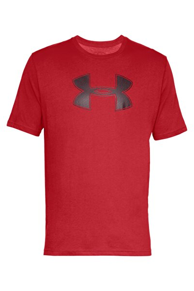 Under Armour Erkek Spor T-Shirt - Ua Big Logo Ss - 1329583-600