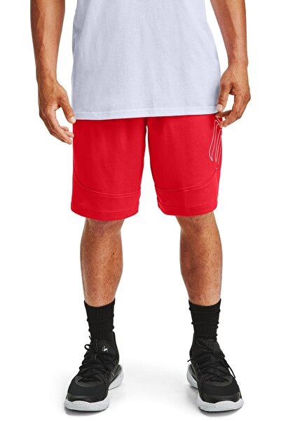 Under Armour Erkek Spor Şort - Curry Underrated Short - 1357229-600
