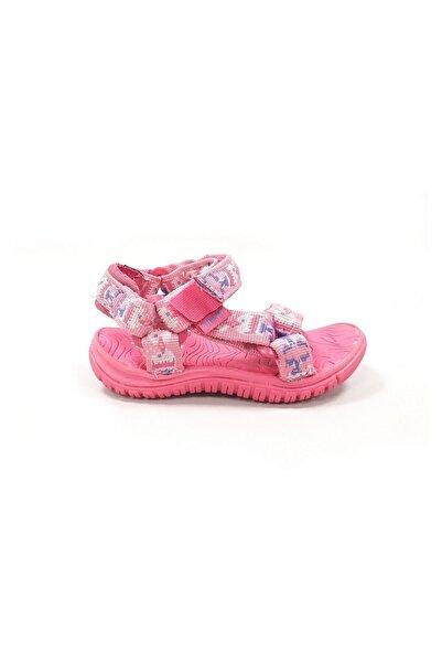 TEVA Unisex Çocuk Pembe Sandalet 5384