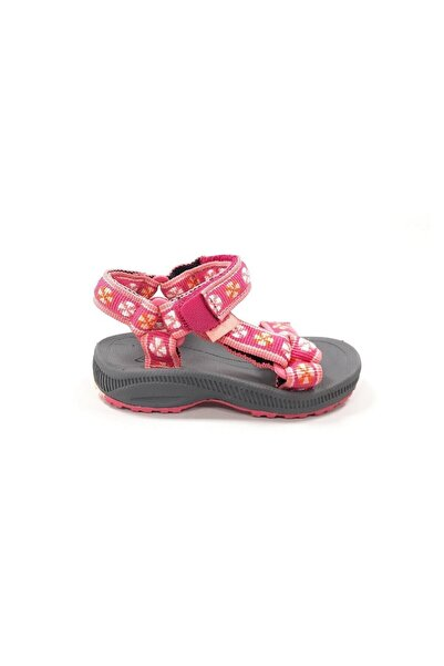 TEVA Unisex Çocuk Pembe Sandalet