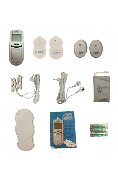 Oxygen Super Dogal Snh-2000 Tens,masaj Ve Fizik Tedavi Cihazı Dijital 4 Pedli 8 Programlı