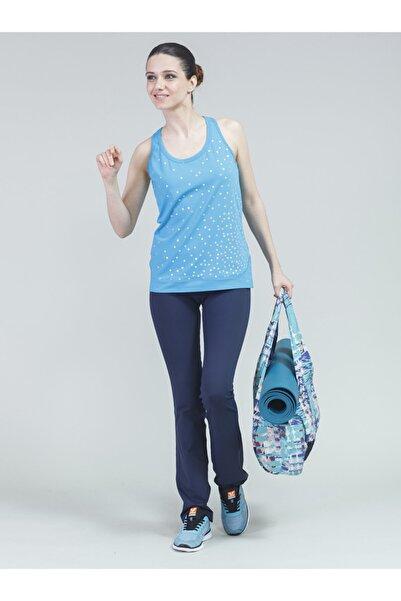 bilcee Kadın Mavi Atlet 14y5112-sp