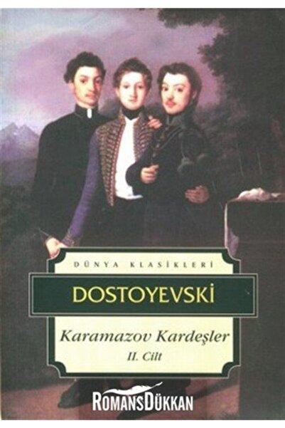 İskele Yayıncılık Karamazov Kardeşler-cilt 2