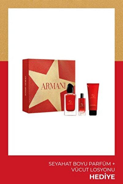 Si Passione Kadin Parfüm Seti 100 ml 3614272762077