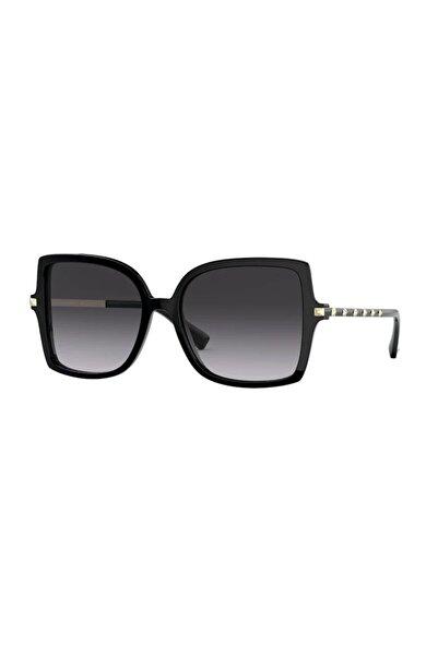 Valentino Va 0va4072 50018g 56 G Ekartman Kadın Güneş Gözlüğü