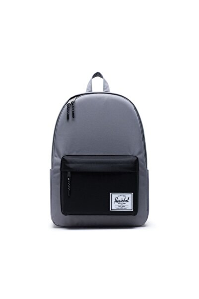 Herschel Supply Co. Unisex Gri Sırt Çantası Classic Xl Grey/black