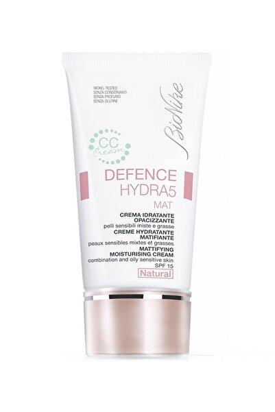 BioNike Defence Hydra5 Mat Cc Krem Spf 15 40ml