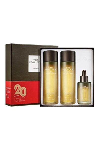 Missha Kızarıklık Karşıtı Set Time Revolution Artemisia Best Special Set8809643525138