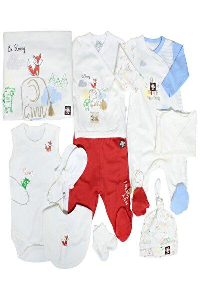 İmaj Erkek Bebek Arkadaşım Fil 10'lu Hastane Çıkış Seti