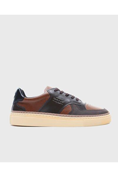 Gant Erkek Denver Kahverengi Sneaker