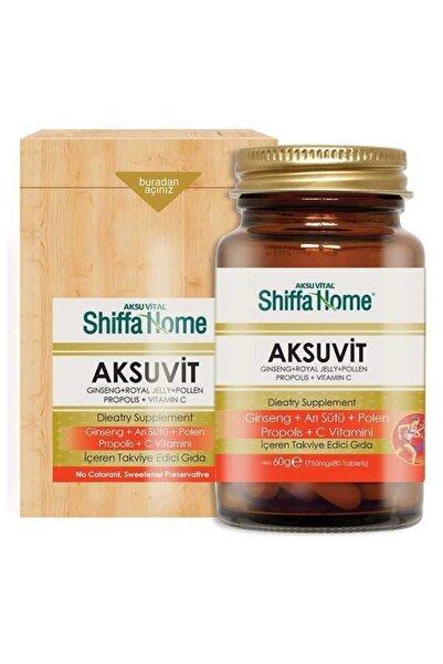Aksu Vital Shiffa Home 80 Tablet X 750 mg