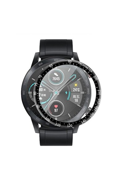 SSMobil Honor Magic Watch 2 46mm Full Kaplama Pc+pmma Hd 3d Ekran Koruyucu