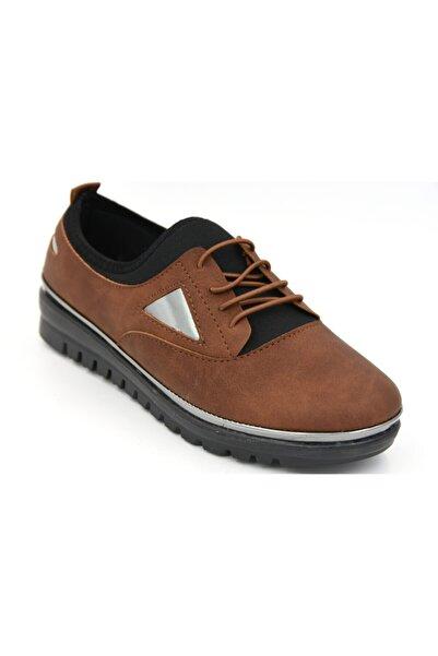ACAR Kadın Kahverengi  Ayakkabı