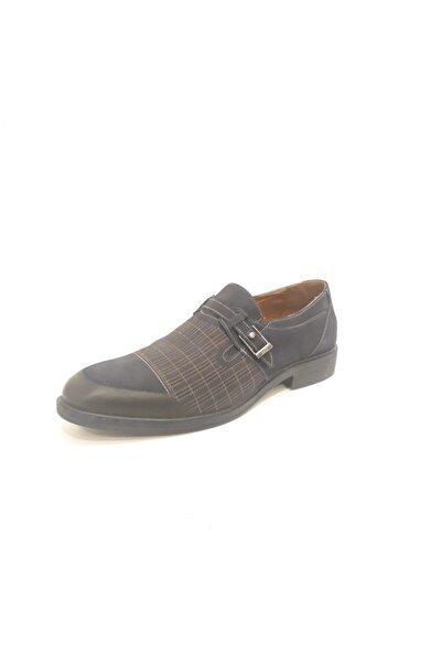 Santa Barbara Polo & Racquet Club Erkek Lacivert Nubuk Klasik Ayakkabı