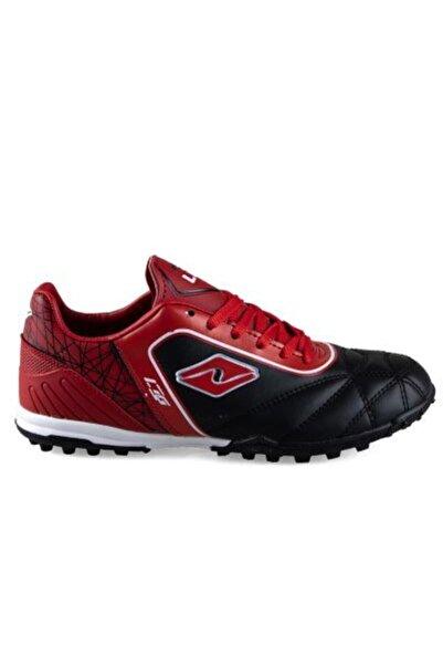 Lion Erkek Kırmızı Siyah Ayakkabı 1200