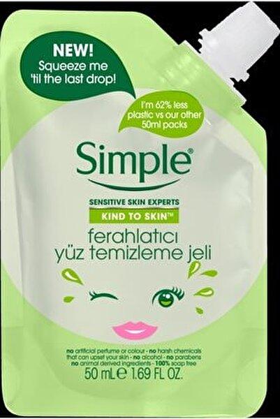 Kind To Skin Mini Ferahlatıcı Yüz Temizleme Jeli 50 Ml