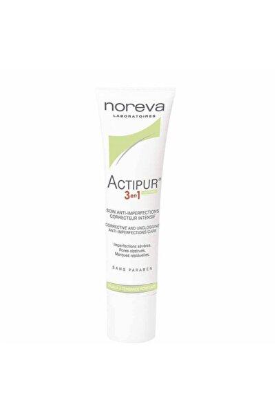 Noreva Actipur Intensive Anti-ımperfection Care 3 In 1 30ml