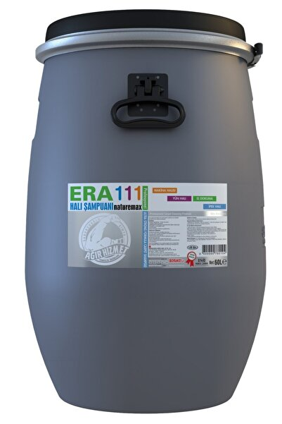 ERA 111 Naturemax Halı Yıkama Şampuanı