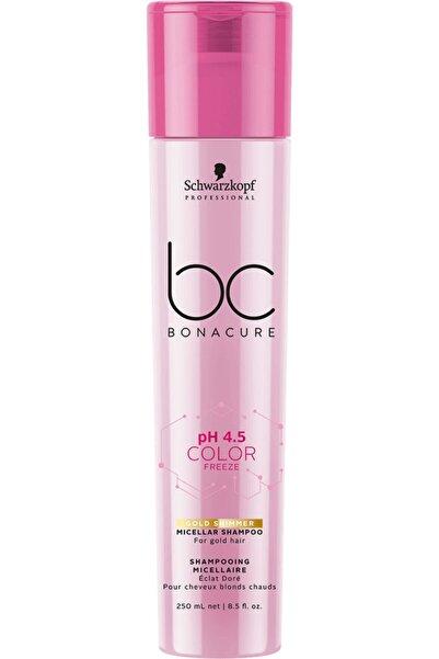 SCHWARZKOPF HAIR MASCARA Altın Parıltılı Micellar Şampuan – Bc Bonacure