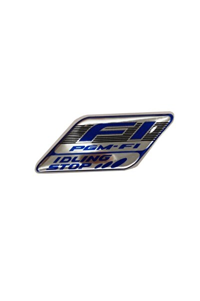 Gogo Honda Spacy Alpha Sinyall Muhafaza Pgm F1 Etiketi Mavi