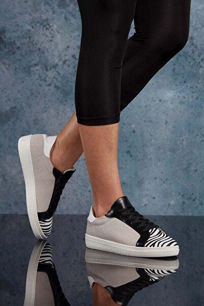 DARK SEER Kadın Gri Sneaker