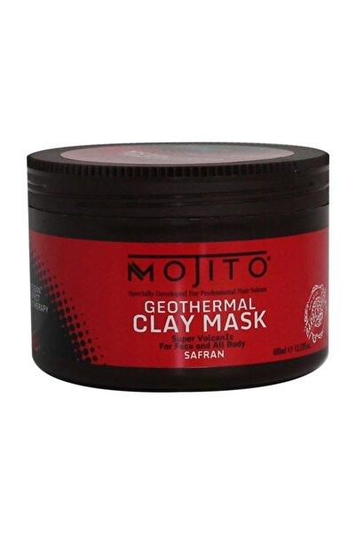 Mojito Geothermal Clay Mask Safran 400ml