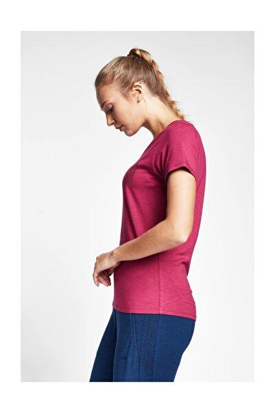 Lescon Kadın Pembe T-shirt 20b-2107