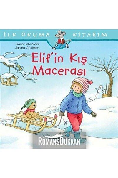 İş Bankası Yayınları Elif'in Kış Macerası / Ilk Okuma Kitabım