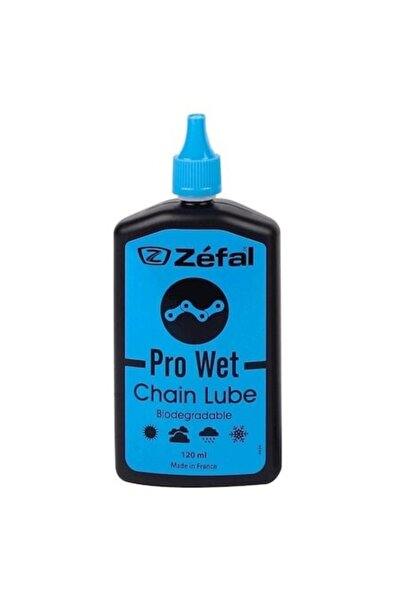 Zefal Pro Wet Lube Zincir Yağı