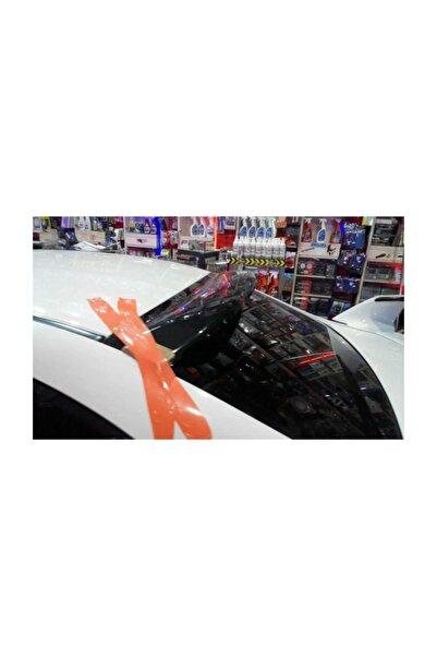 GARAJ Honda Civic Fd6 Civic Cam Üstü Spoiler (plastik)