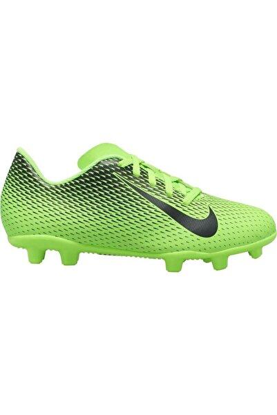Nike Unisex Çocuk Yeşil Krampon