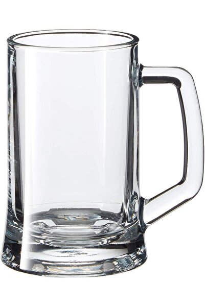 Paşabahçe 2'li Kulplu Bira Bardağı Pub Bardak