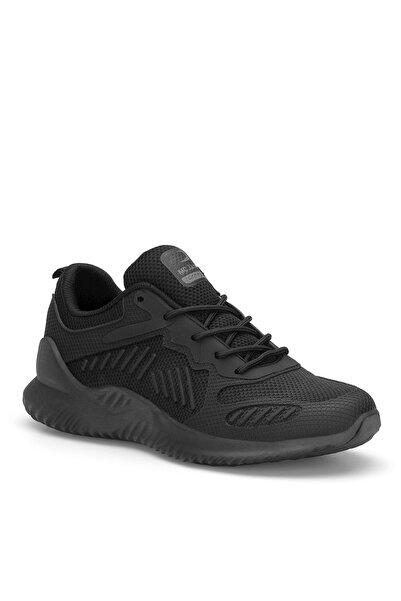 DARK SEER Erkek Siyah Sneaker
