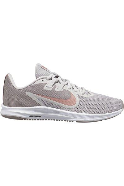 Nike Wmns Nıke Downshıfter 9 Kadın Gri Antrenman Ayakkabısı