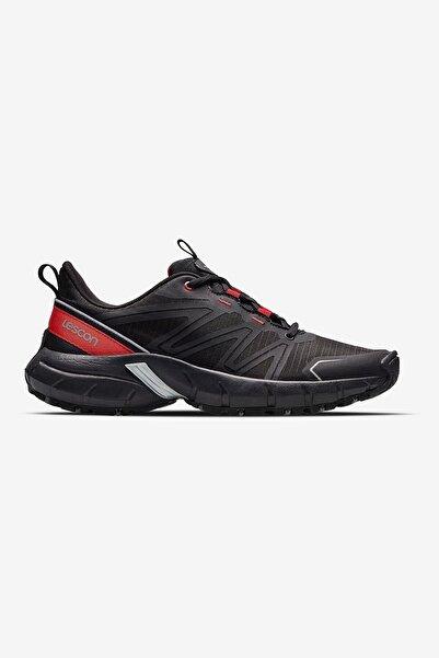 Lescon Erkek Siyah Easystep Drift Spor Ayakkabı