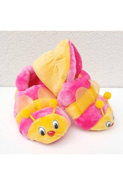 bebegen Kanatlı Sarı Pembe Arı Panduf