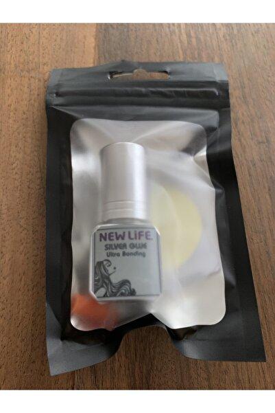 New Life Silver Ipek Kirpik Yapıştırıcısı