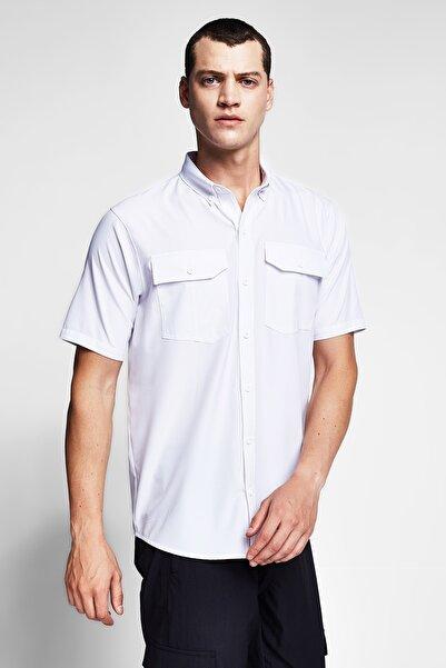 Lescon Erkek Beyaz Gömlek 20y-1154