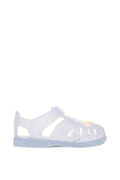 IGOR Çocuk Beyaz Sarı Tobby Çocuk Sandalet 20-27 10249