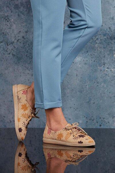 DARK SEER Kadın Sarı Günlük Ayakkabı