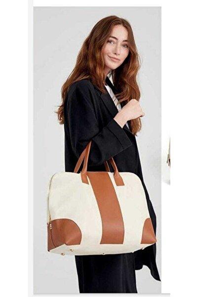 AVON Kadın Beyaz Çanta