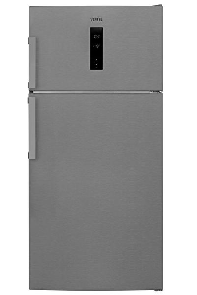 Vestel NF6402 EX A++ ION WIFI 640 Lt No-Frost Inox Buzdolabı