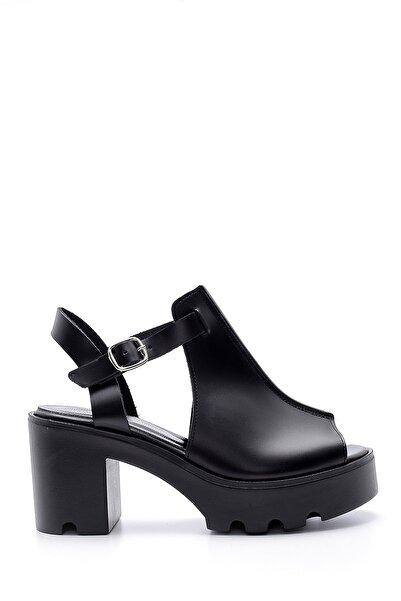 Derimod Kadın Siyah Sandalet 14779